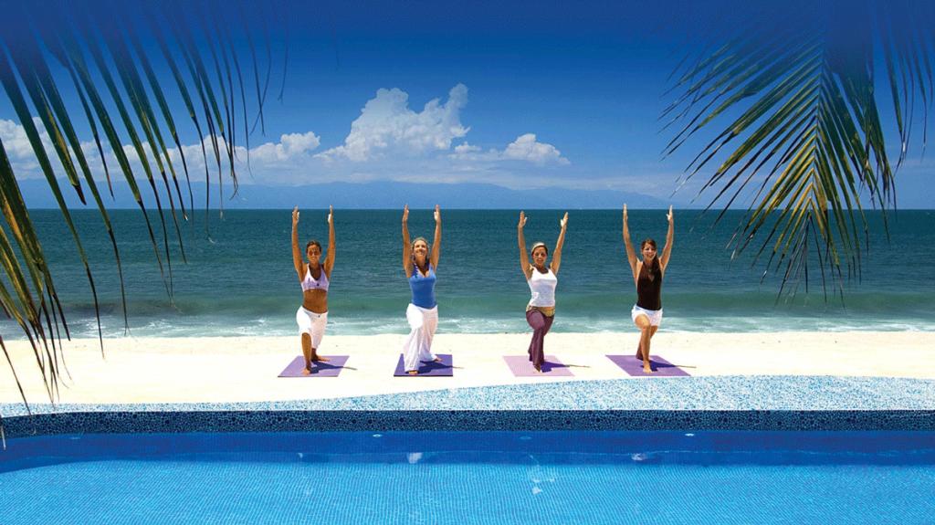 Уроки йоги дома урок фитнеса