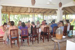meals at Casa Naia